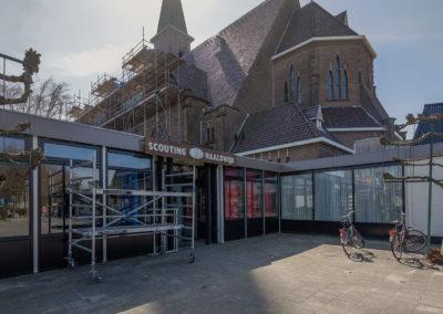 Schilderwerken Naaldwijk Partycentrum Binnenhof